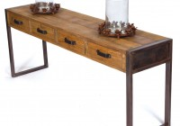 Griffin Reclaimed Wood Console Table