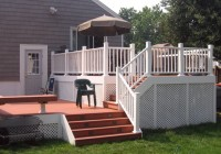 Ground Level Decks And Patios
