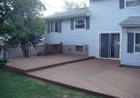 Ground Level Decks Designs