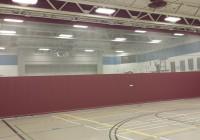 Gym Divider Curtains Canada