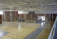Gym Divider Curtains Cost
