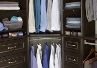 Hall Closet Clothes Rods