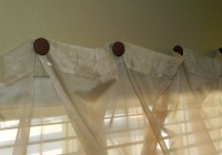 Hang Curtains From Ceiling Without Holes