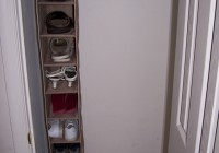 hanging closet organizer target