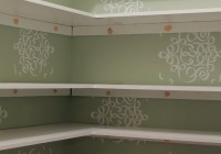 Hanging Closet Shelves On Drywall