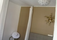 Hanging Curtains Around Bed