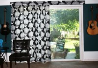 Hanging Curtains Over Vertical Blinds