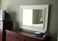 Hanging Heavy Mirror No Studs