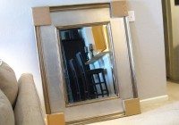 Hanging Heavy Mirror With Wire