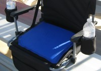 Heated Stadium Seat Cushion