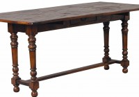 Henredon Flip Top Console Table