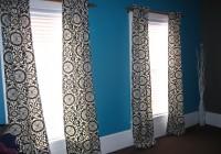 Hidden Back Tab Curtains