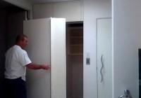Hidden Closet Gun Safe