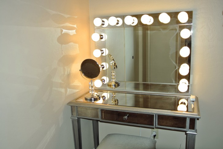 Permalink to Hollywood Vanity Mirror With Lights Australia