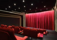 Home Movie Theater Curtains