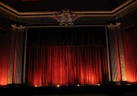 Home Theater Screen Curtains