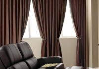 Home Theater Window Curtains