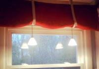 Homemade Kitchen Curtains Ideas