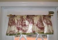 Homemade No Sew Curtains