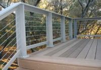 Horizontal Metal Deck Railings