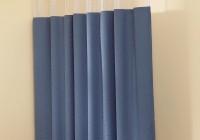 Hospital Track Shower Curtain