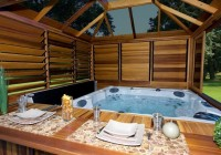 Hot Tub Decks Ideas