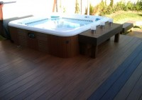 Hot Tub Decks Pictures