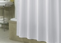 Hotel Stripe Shower Curtain