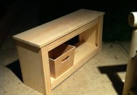 How To Build A Bench Seat With Storage