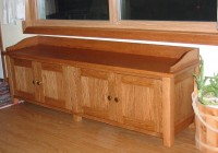 How To Build A Wooden Storage Bench