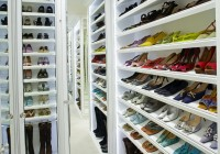 How To Design A Shoe Closet