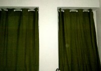 How To Hang Curtains From Ceiling Without Drilling
