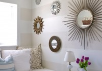 How To Hang Small Mirrors On Wall