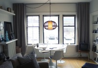 Ikea Aina Curtains Grey
