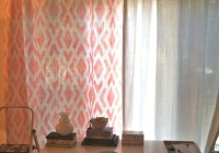 Ikea Aina Curtains Pink
