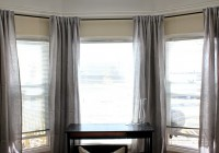 ikea aina linen curtains