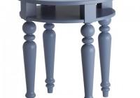 Ikea Blue Side Table