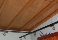 ikea ceiling curtain track system