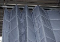 ikea ceiling curtain track