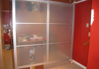 Ikea Closet Doors As Room Divider
