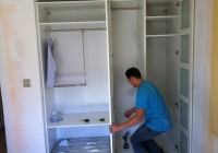 Ikea Closets Systems Installed