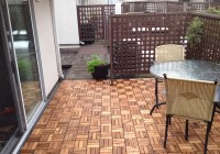 Ikea Deck Tiles Review