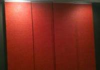 ikea panel curtains closet