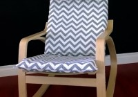 Ikea Poang Chair Cushion Cover
