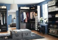 ikea walk in closet ideas