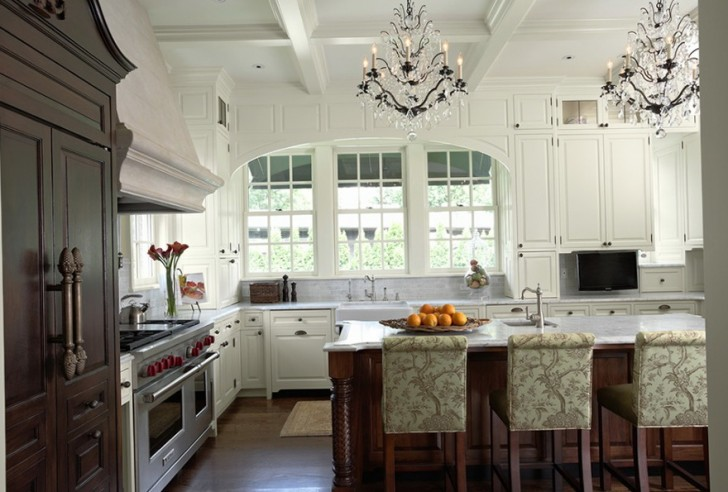 Permalink to Images Of Chandeliers In Kitchens