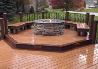 Images Of Decks With Fire Pits