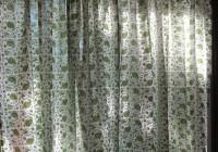 Indian Block Print Curtains