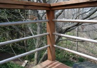 Inexpensive Deck Rail Ideas