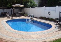 Inground Pools With Decks
